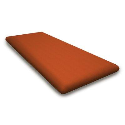 POLYWOOD® Indoor/Outdoor Sunbrella Bench Cushion Size 21\