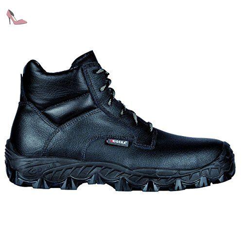 Cofra New Baffin S3 SRC Paire de Chaussures de sécurité Taille 43 Noir - Chaussures  cofra