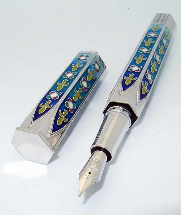Caran D Ache Gothica Pen 406 453 10 Most Expensive Pens