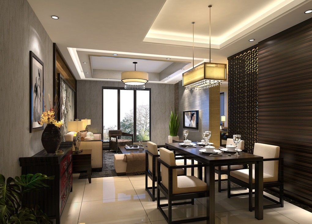 Living room partition google search ideas for the Images of modern dining rooms