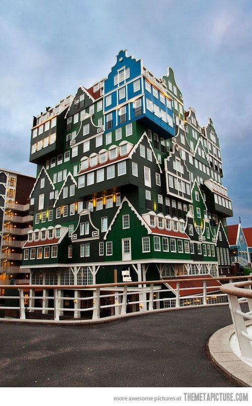 Cool Architecture from Around the World - Snappy Pixels