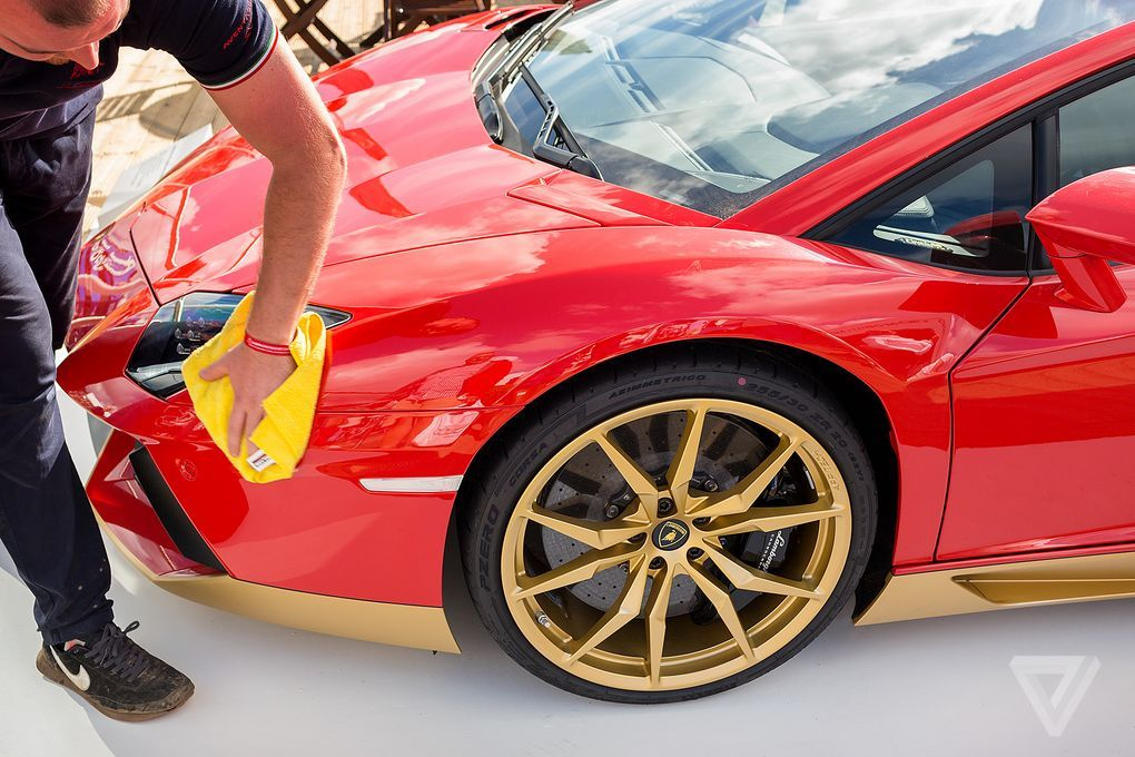 The Lamborghini Aventador Miura Homage honors one of the most ...