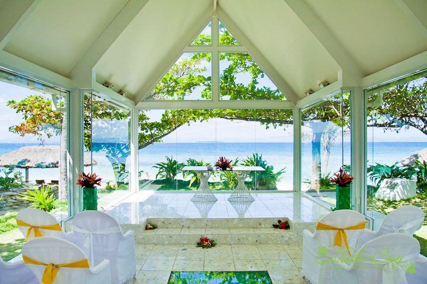 Ceremony At Treasure Island Fiji Photography By Wedding