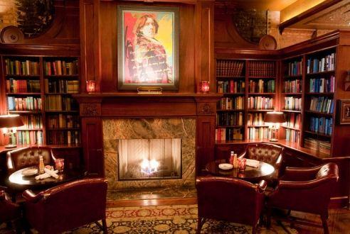 Wilde Bar And Restaurant Fireplaces In Chicago Bars Chicago