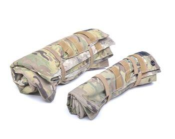 Crosstac Recon Shooting Mat Multicam Multicam Arid Padded Shooting Mat Shooting Bags Shooting