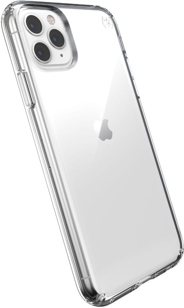 Best Buy: Speck Presidio STAY CLEAR Case for Apple® iPhone® 11 Pro Max Clear 130024-5085
