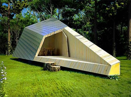 unique architectural designs. Contemporary House Exterior Design Creating A Triangular Pyramid Unique Architectural Designs