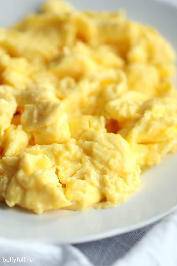 How To Make The Absolute Best Scrambled Eggs Follow These Simple Steps And Recipe On H Best Scrambled Eggs Healthy Egg Recipes Scrambled Egg Recipes Healthy