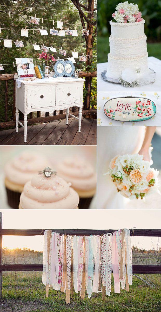 Http Blog Tgkdesigns Com Assets Style Shabby Chic Wedding Inspiration Board Jpg Shabby Wedding Shabby Chic 1st Birthday Rustic Chic Wedding