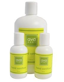 Ava Anderson Non Toxic Hand Sanitizer Has Multiple Uses