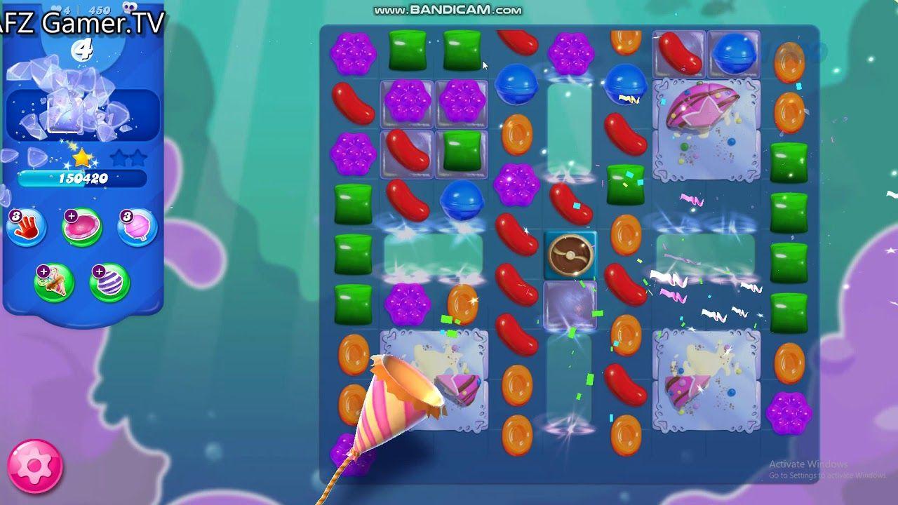 Candy Crush Saga Super Hard Level 450 Candy Crush Puzzle
