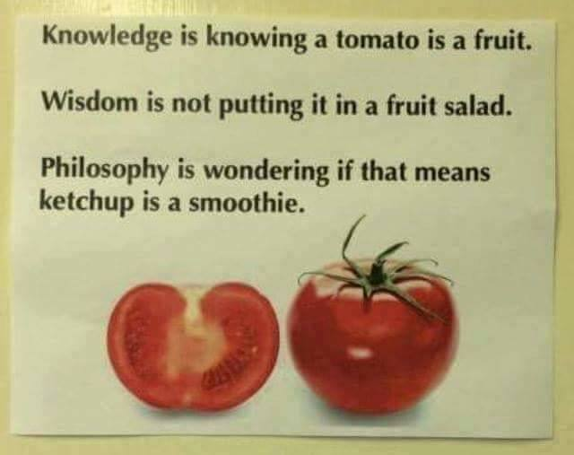 Ketchup Is A Smoothie Meme