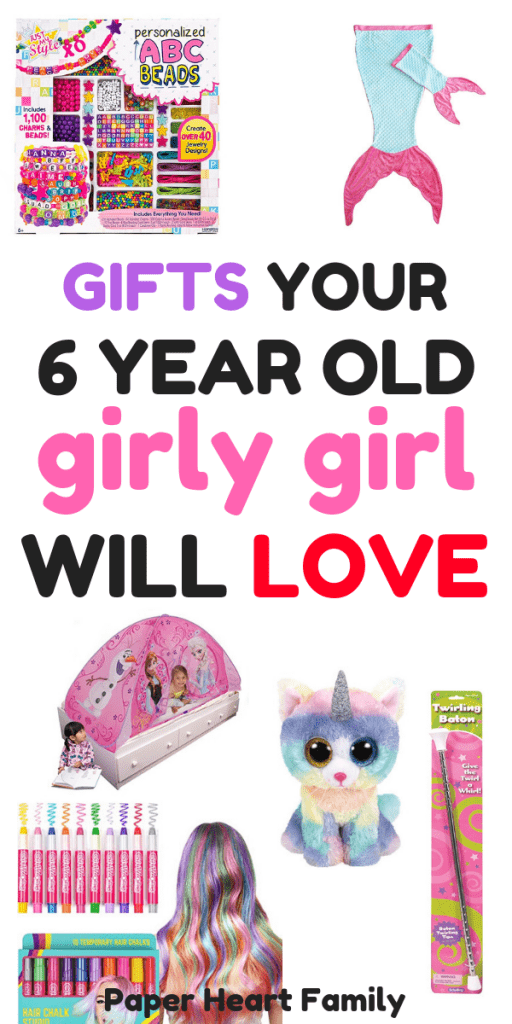Best Gifts For 6 Year Old Girls- The Ultimate Gift Guide ...