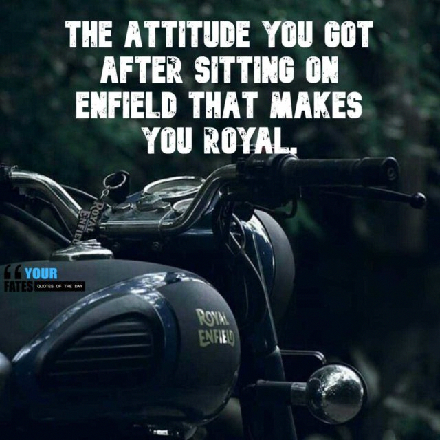 Pin By Marcos Kaushik On Quotation In 2020 Royal Enfield Bullet