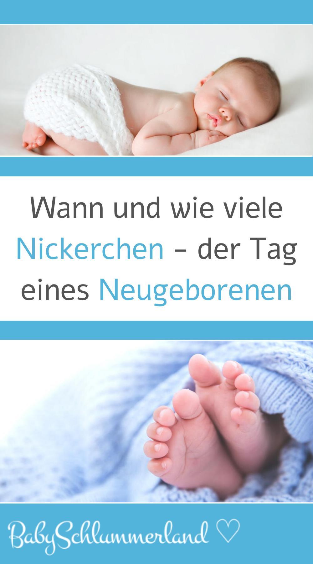 Tagesablauf Baby 6 Monate
