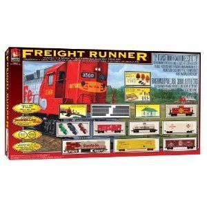 Adult train sets can look