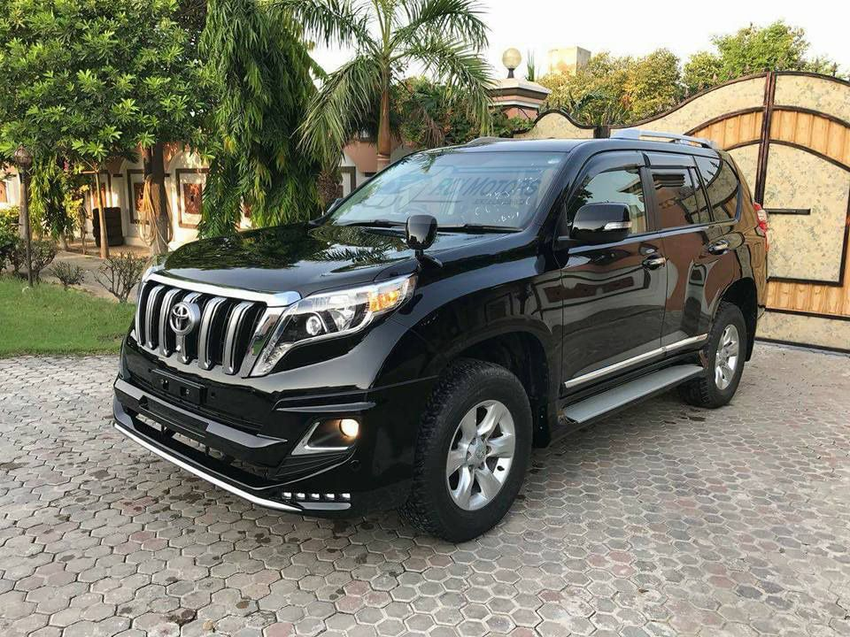 When You Get To Islamabad You Ll Have Your Heart Set On New Encounters And Be Prepared To Look At The Locale Also Toyota Suv Toyota Land Cruiser Prado Prado
