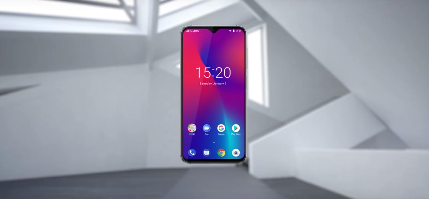 UMIDIGI One Max, not just bigger  6 3'' waterdrop display