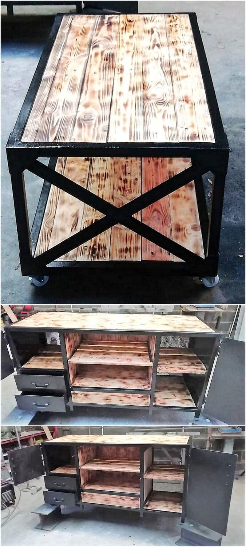 Impressive DIY Wooden Pallet Ideas   Pallet ideas easy ...