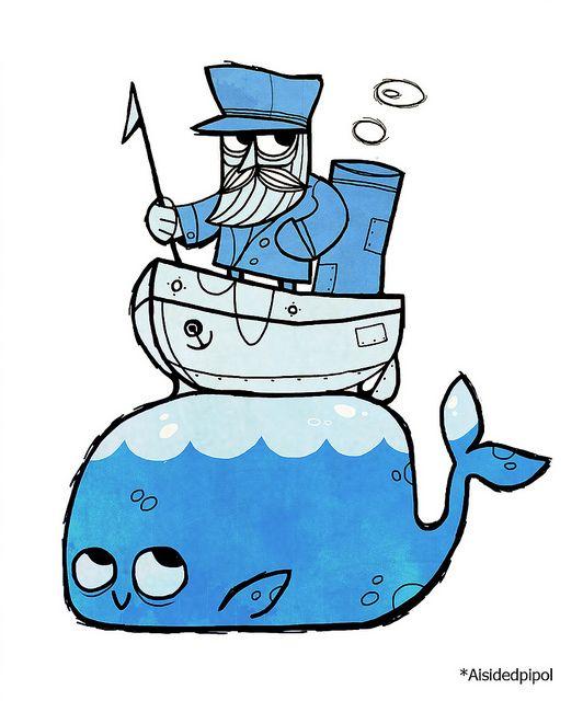 Viejo Lobo De Mar Character Design Kid Character Quirky Art