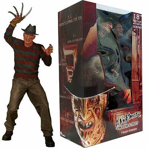 Demon Freddy Toys : A nightmare of elm street freddy krueger quot action