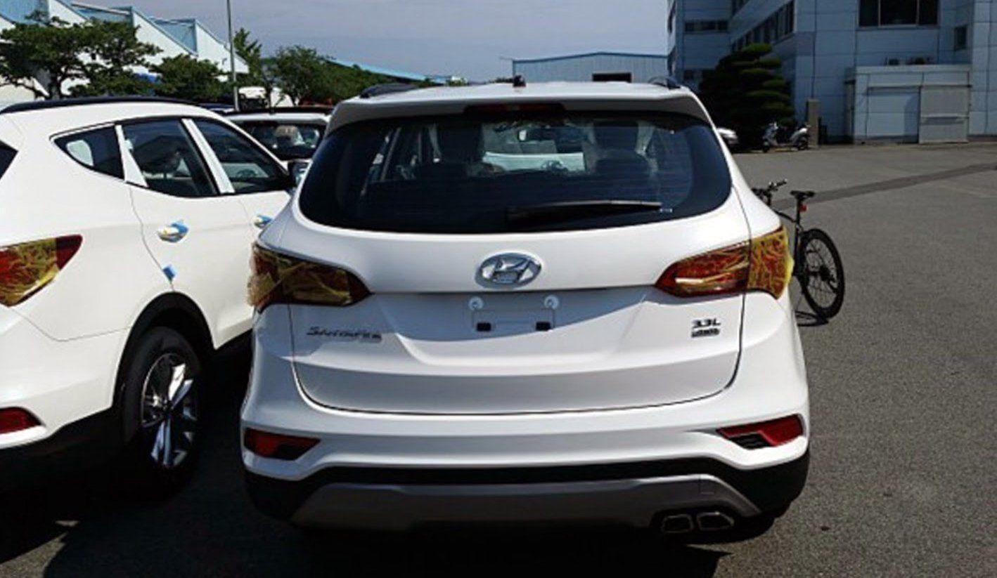 Hyundai Santa Fe Towing Capacity >> 2020 Hyundai Santa Fe Sport 2 0 L Turbo Towing Capacity 2019