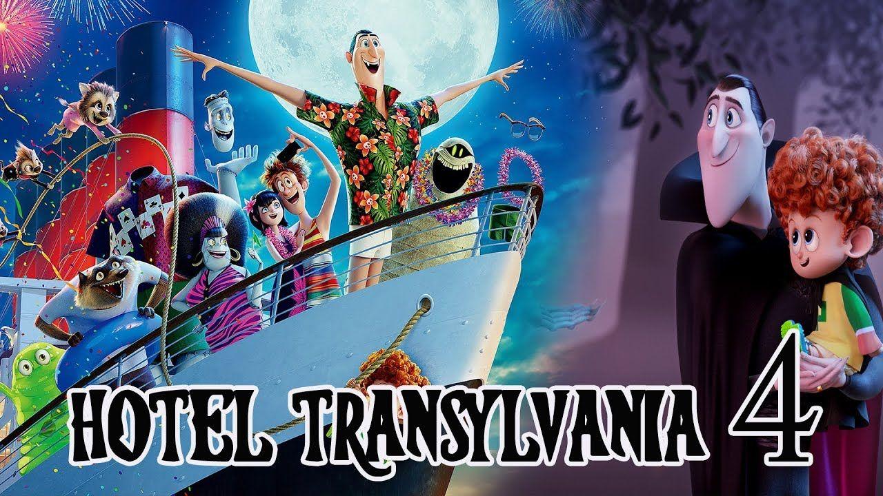 Hotel Transylvania 4 Trailer Noticias 2019 Hotel Transilvania