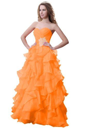 Sunvary Woman Sexy Sweetheart Neckline Long Prom Gowns Evening Formal Dresses With Pleats-US Size 12- Orange Sunvary,http://www.amazon.com/dp/B00AVQEIQA/ref=cm_sw_r_pi_dp_d893sb0EP0TGAZZW
