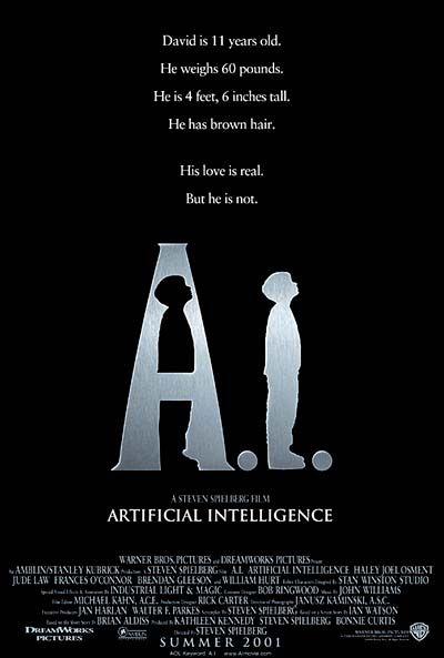 A I Inteligencia Artificial E Um Classico Filme De Ficcao Cientifica Que Busca Retratar Um Cer Inteligencia Artificial Filmes Inteligencia Artificial Filme
