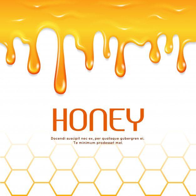 Dripping Honey Border Honey Art Honey Logo Honey Photography