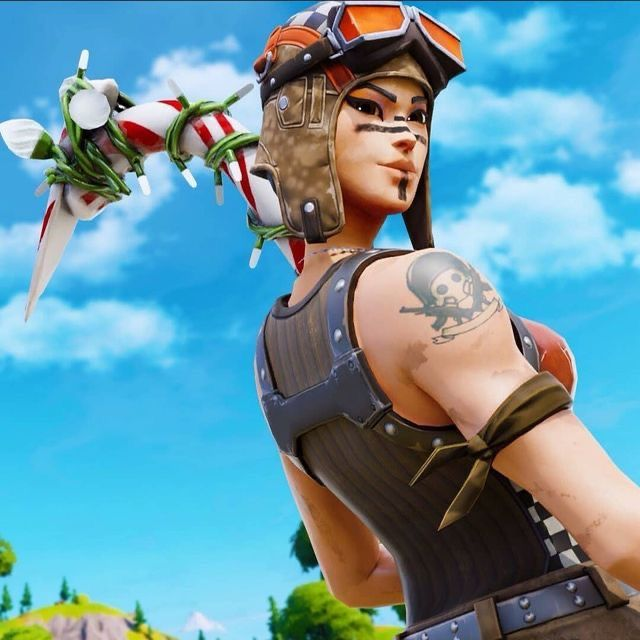 Fortnite Renegade Raider Profile Photo In 2020 Best Gaming Wallpapers Gamer Pics Gaming Wallpapers