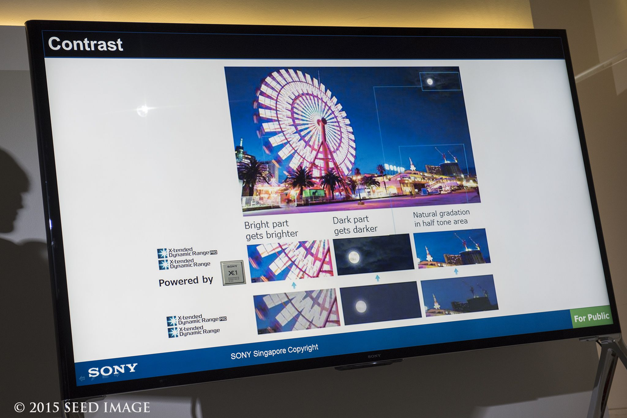 Seed Writes    : Sony Bravia Meets Android TV ( Video )