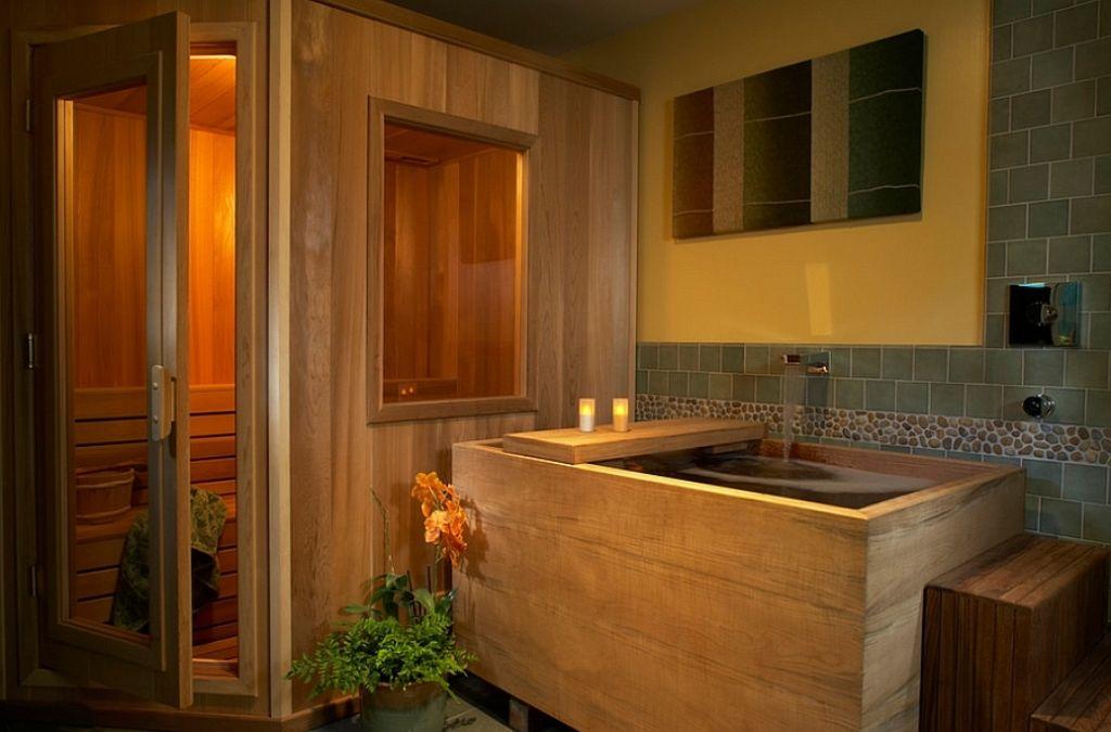 Japanese Soaking Tub Shower | Dream House | Pinterest | Japanese ...