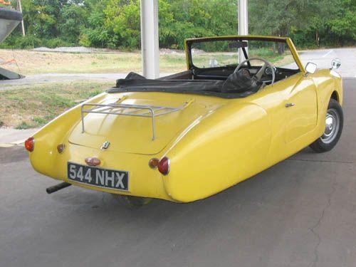 Coronet- 1958 3 wheeler
