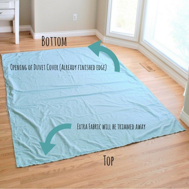 Diy Duvet Cover From Flat Sheets Tutorial Making Things Is Awesome Duvet Cover Diy Diy Duvet Duvet Covers