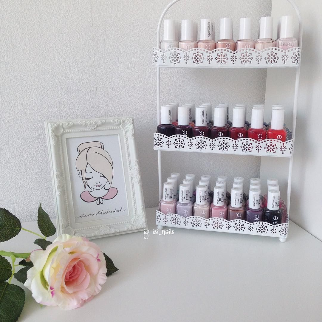 how do you store your essie stash? | essie living | Pinterest ...
