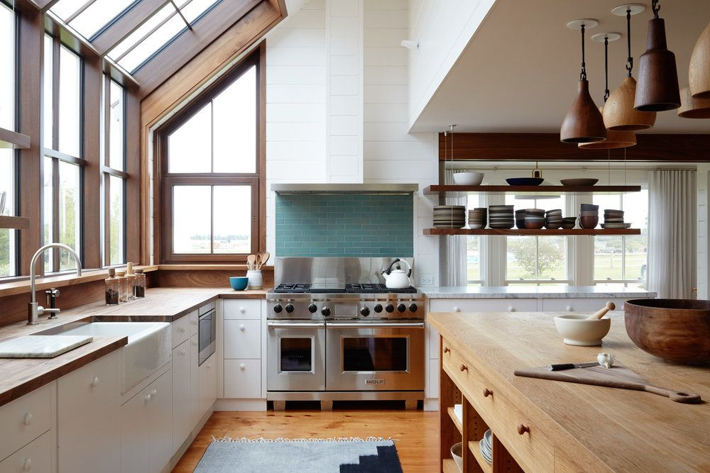 Mv Custom Shelter Modern Shaker Kitchen Home Decor Kitchen Home