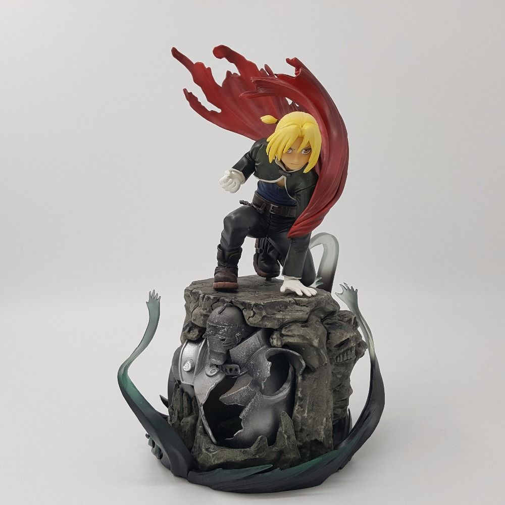 Anime Fullmetal Alchemist PVC Action Figure Edward Elric Collection
