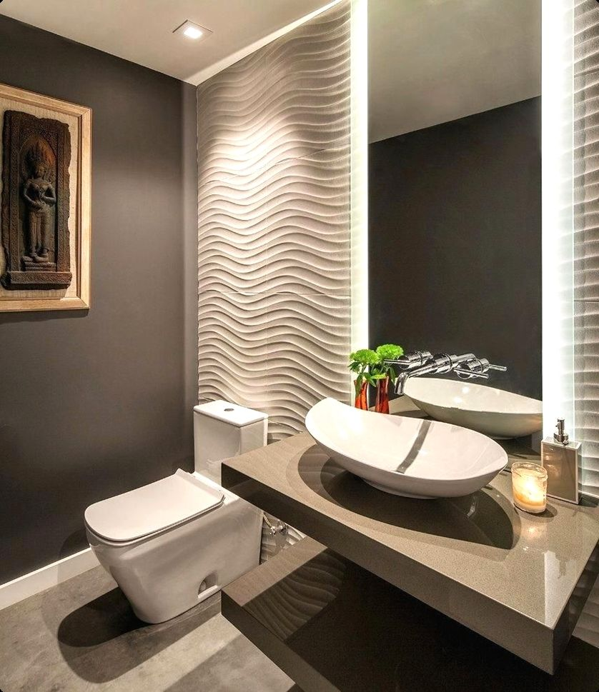 budget renovation ideas #homedecor | Small bathroom decor ...