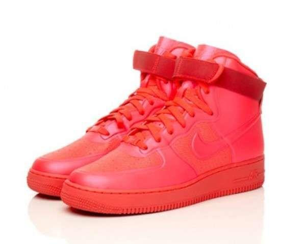 Color Popped Kicks | Fashion killer | New nike air force