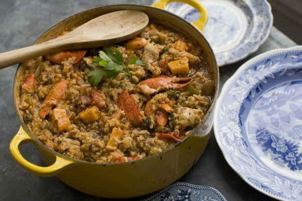 3 mardi gras jambalaya recipes including classic regional and food 3 mardi gras jambalaya recipes forumfinder Gallery