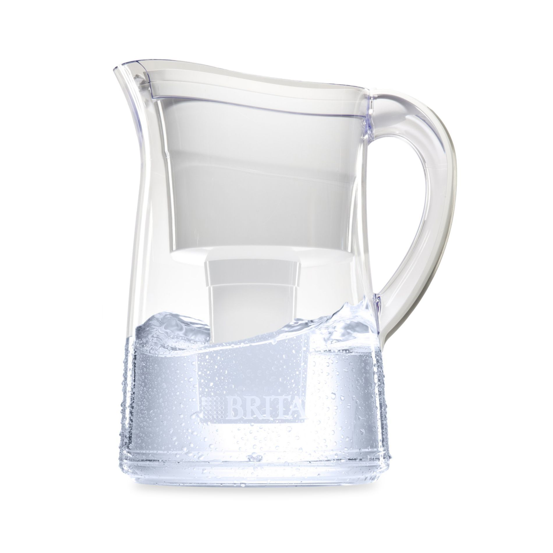 Brita Capri 10 Cup Water Filter Pitcher