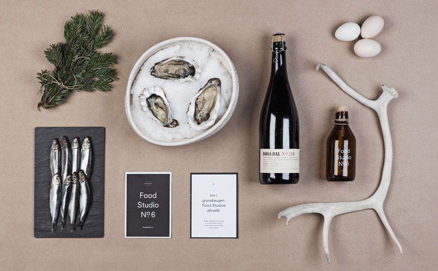 Food Studio Branding By Bielke Yang Branding Corporate Design