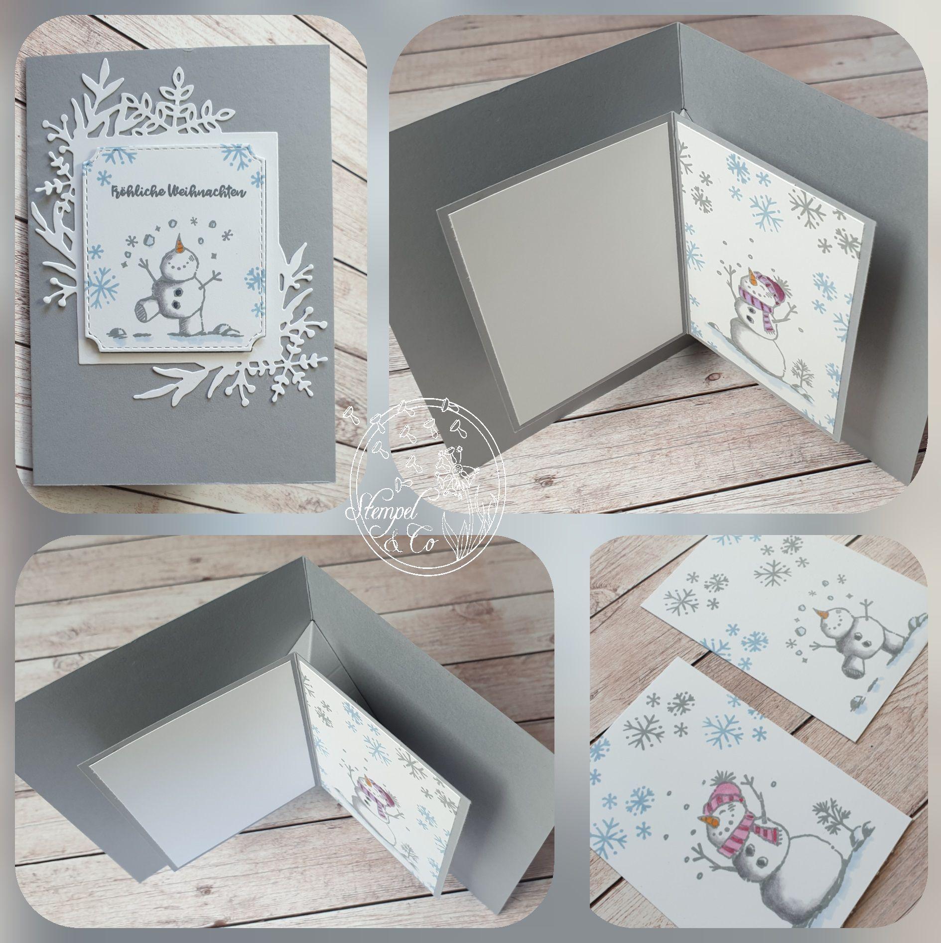 Stampin´Up Frostige Grüße  #stampinup!cards