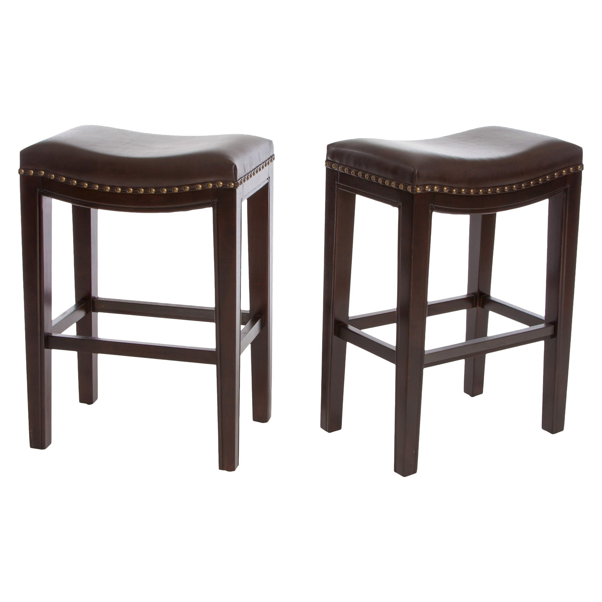 Lids Counter Stool Green Set Of 2 Counter Stools Bar Stools Counter Stools Backless