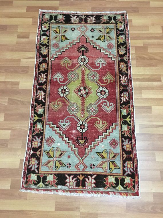 Unusual Patterns One Of Kind Tribal Turkish By Theoushakshop Wool Area Rugs Cleaning Items Rugs