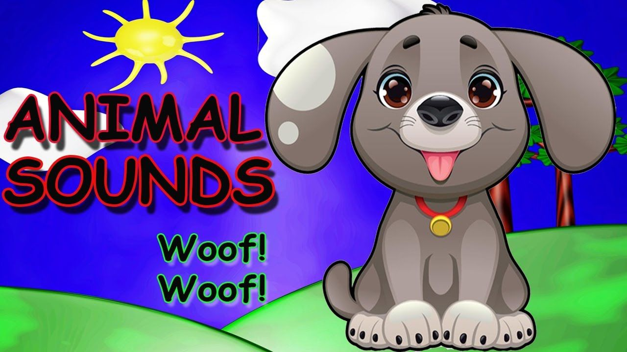 Learn Animal Sounds | Learn Animals for Children | Animal ...