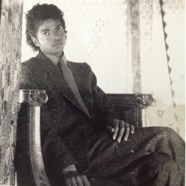 Somber MJ