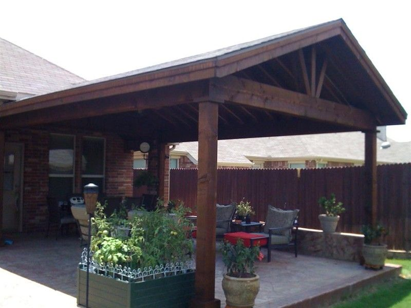 Full Gable Patio Covers Gallery Highest Quality Waterproof Patio Covers In Dallas Plano And Surrounding Texas Tx Pergola Patio Roof Porch Roof Design