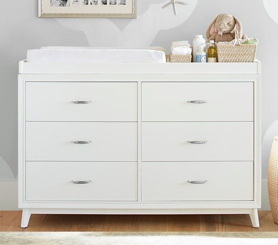 Reese Extra Wide Dresser Amp Topper Set 54 5 Quot Wide X 18